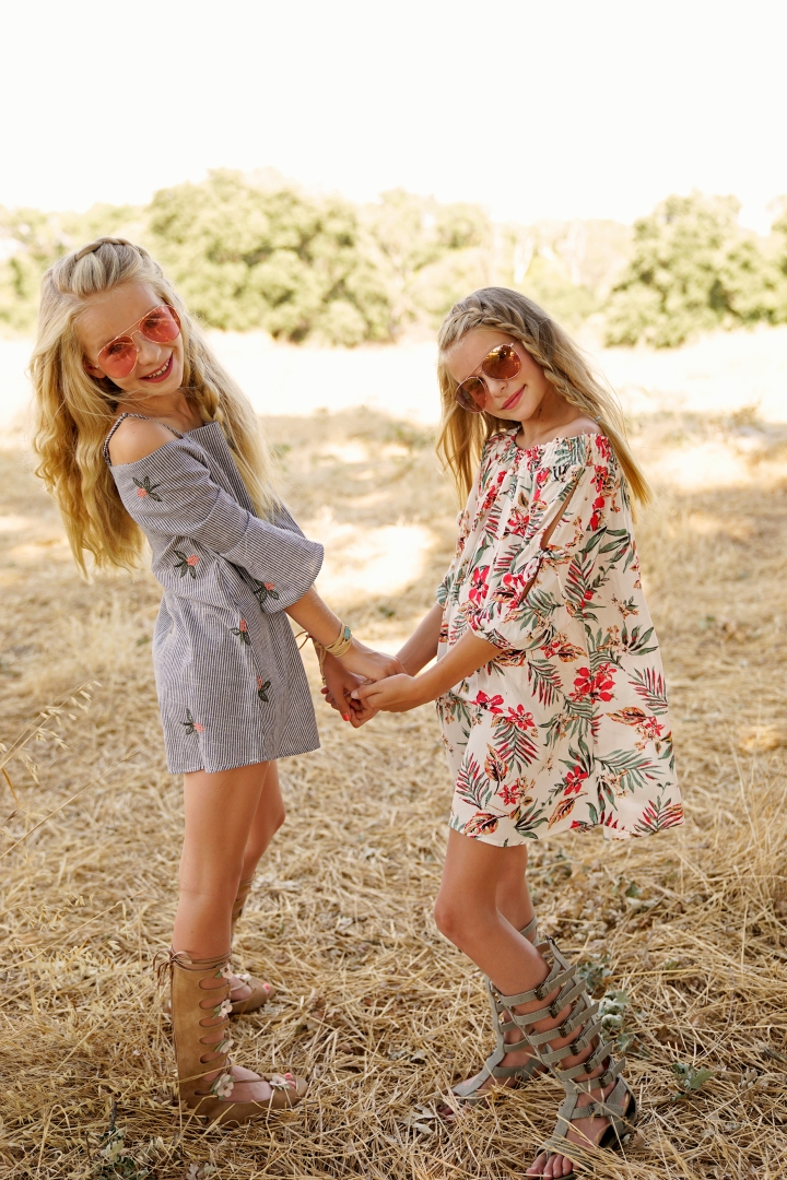 Boho Summer with Rogue Kids