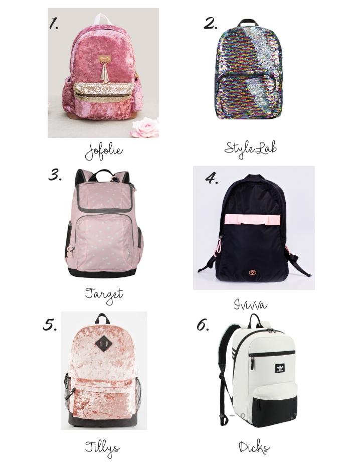 Backpacks For Tweens – Back ToSchool