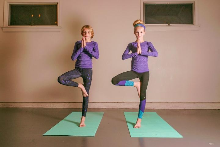 Yoga Session with JillYoga