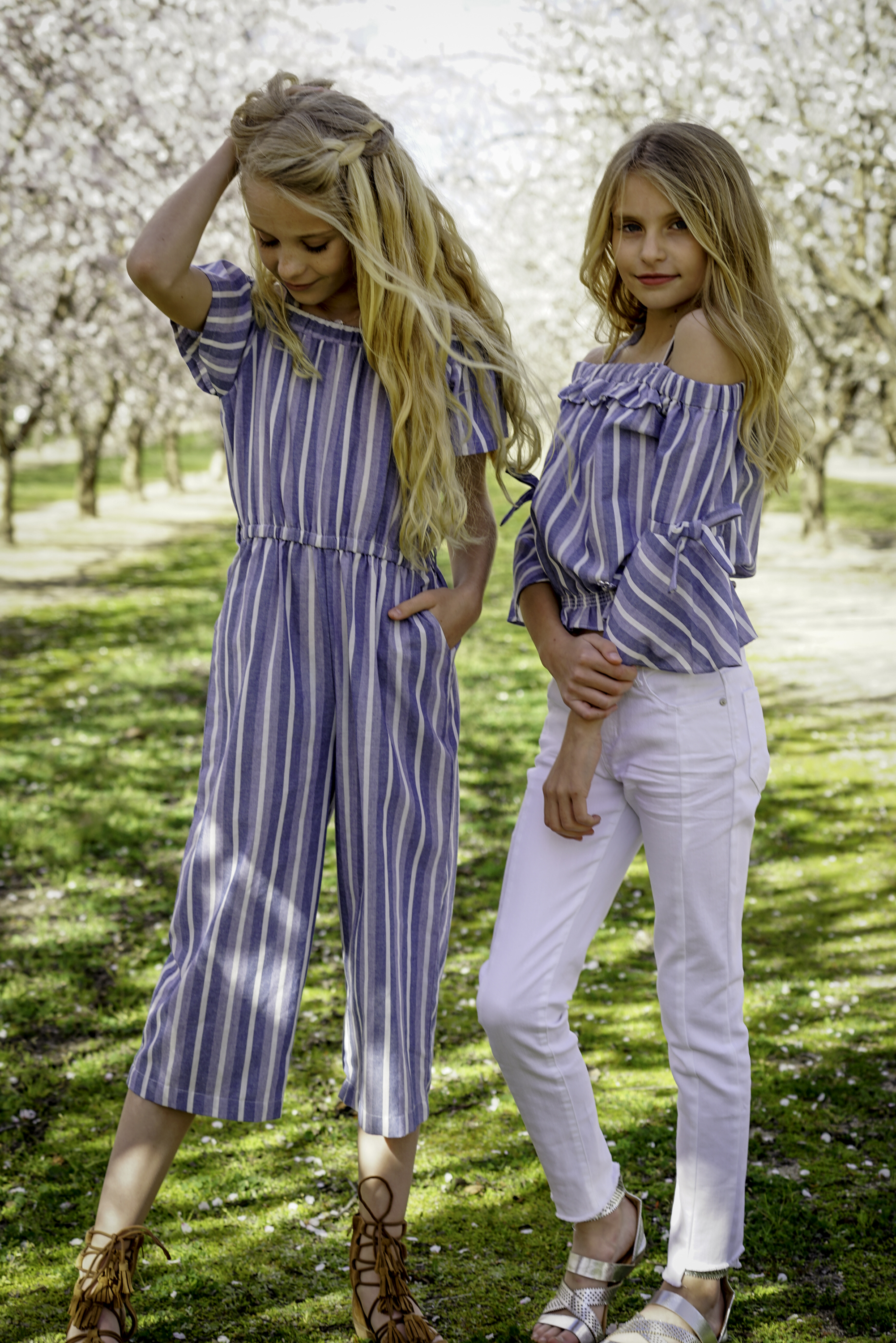 Looking Towards Spring with BEBE Girls